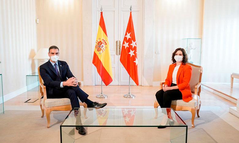 Madrid y España